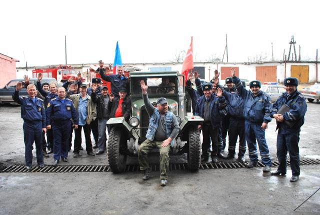 Спасатели из Черембаса
