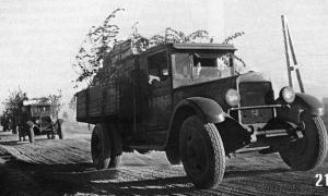 Захар. Лето 1941 года